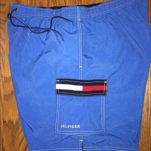 Vintage Tommy Hilfiger Swim Trunks Shorts 2XL